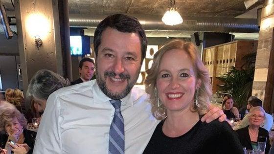 Dal Pd alla Lega passando per Leu: il salto carpiato dell'ex deputata Eleonora Cimbro, folgorata da Salvini