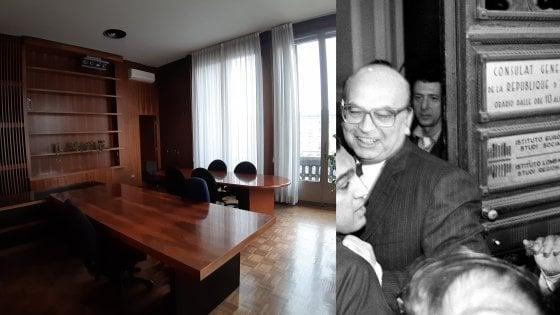 Craxi, venti anni dopo cosa resta dell'ufficio-mito del potere Psi con affaccio in piazza Duomo