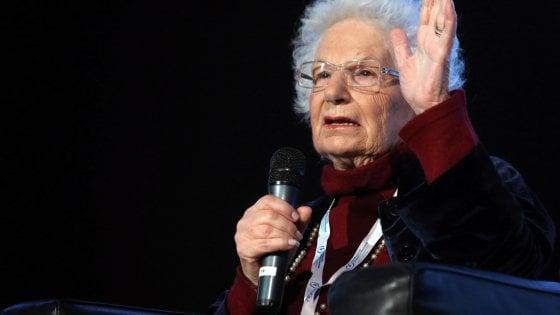 """La senatrice Segre non andrà al convegno della Lega. """"L'antisemitismo non può essere disgiunto dal razzismo"""""""