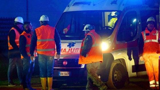 Milano, operaio muore nel cantiere della metropolitana, è stato schiacciato da un masso
