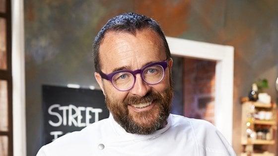 """Grave incidente sulle piste di sci per lo chef Morelli. I famigliari: """"E' un po' spezzato ma sta bene"""""""