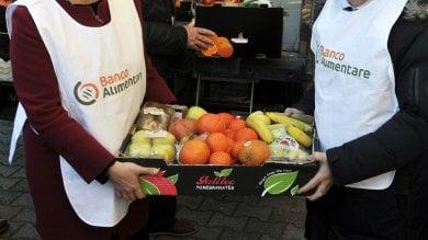 Lotta allo spreco di cibo, recuperate 77 tonnellate di alimenti nell'Hub di Borsieri