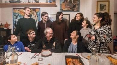 Rep :   Benvenuti in casa Rossi, la famiglia 10 e lode: è la più numerosa di Milano     · Foto