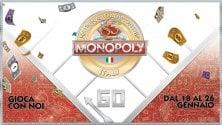 Il torneo di Monopoly con le maxi pedine: la prima tappa della sfida nazionale ad Arese