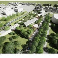 Deposito full electric, verde urbano e una nuova stazione dei treni: la zona Tibaldi-Bocconi di Milano cambia volto