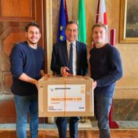Il Terrone a Milano incontra il sindaco Sala: