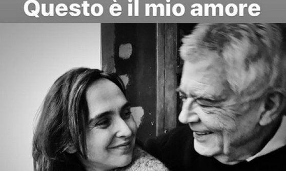 Claudio Martelli e Lia Quartapelle sposi, matrimonio a Tel Aviv