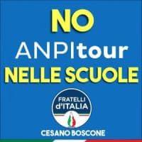 Giorno della Memoria, Fratelli d'Italia contro l'Anpi nelle scuole: