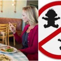 """Bambini al ristorante, sì o no? La sfida tra locali children free e familiari: """"Stiamo..."""