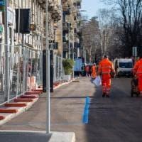 Riapre al traffico corso Plebisciti coinvolto nel cantiere della M4