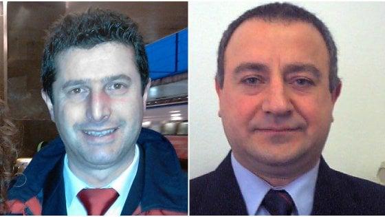 Giuseppe Cicciù e Mario Dicuonzo: chi sono i macchinisti morti nel deragliamento del treno a Lodi