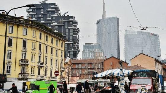 """Isola, tra single, laureati e giovani famiglie: ecco il quartiere """"metronomo"""" per i nuovi ritmi di Milano"""