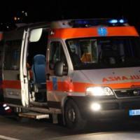 Auto con a bordo un gruppo di ragazze si scontra contro quella di una famiglia: nove feriti nella Bergamasca