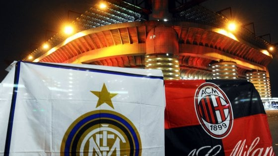 Luci a San Siro: derby Inter-Milan per 75mila, aspettando lo stadio che verrà