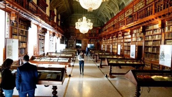 """Allarme di Bradburne sulla Braidense: """"Entro due anni un solo bibliotecario, servono aiuti pubblici e privati"""""""