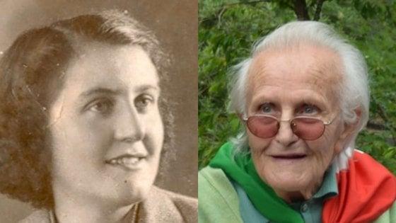Addio a Piera Vitali, la 'biondina della Val Taleggio': morta a 96 anni la partigiana-staffetta