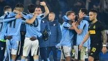 Qui Inter, si è capito subito come sarebbe andata a finire