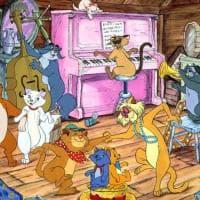 Come il gatto con il topo: da Tom a Lucifero, i mici più famosi dei fumetti in mostra a Milano