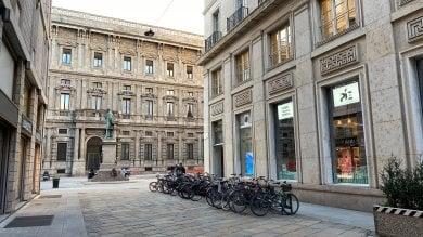 Via i marciapiedi, sì a lastre di granito e rastrelliere: vie pedonali intorno al Duomo