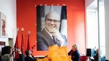 In via Lulli inaugurata la sezione Psi dedicata a Bettino Craxi con il figlio Bobo e Paolo Pillitteri