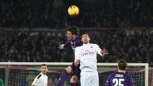 Qui Milan, non lamentatevi dell'arbitro ma della panchina corta   di LUCA PAGNI