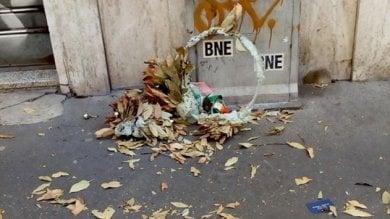 Vandali in azione contro la lapide del partigiano Renzo Botta, denuncia dell'Anpi