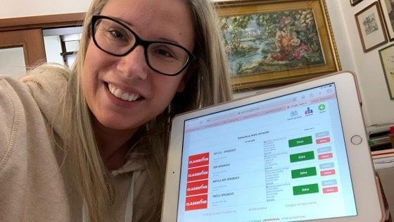 """Coronavirus, lezioni col tablet da casa per gli studenti del Tosi: """"La tecnologia ai tempi della quarantena"""""""