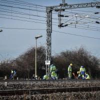 Treno deragliato, l'annuncio di Rfi: la linea dell'alta velocità tornerà