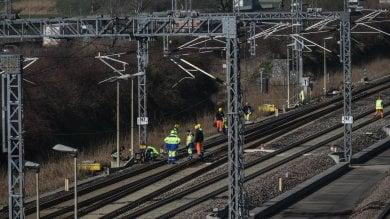 Treno deragliato, l'annuncio di Rfi: la linea dell'alta velocità tornerà attiva il 2 marzo