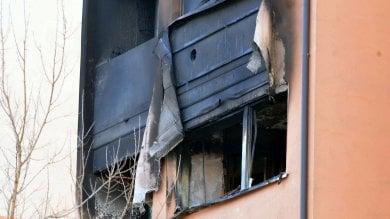Incendio in casa Aler, morte madre e figlia di 80 e 52 anni a Cernusco sul Naviglio   · Foto