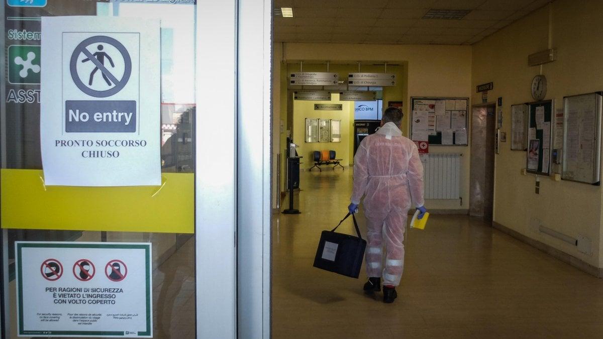 Automazione E Sicurezza Gorgonzola i medici del lodigiano alle prese con l'emergenza