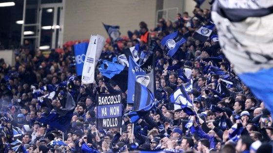 Coronavirus, tifosi dell'Atalanta donano 60mila euro all'ospedale di Bergamo