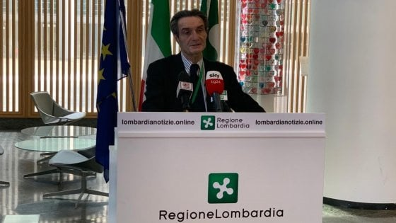 Inchiesta mensa dei poveri, la procura di Milano chiede l'archiviazione per il governatore Fontana