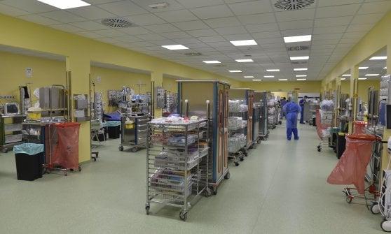 Coronavirus, primi malati nella nuova terapia intensiva del San Raffaele realizzata con la raccolta fondi di Ferragni e Fedez