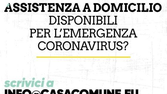 Coronavirus, a Milano partono servizi per l'aiuto psicologico e pratico di chi resta a casa