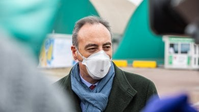 Rep  :   Le ambizioni di Gallera per la corsa a sindaco di Milano, ma il favorito nel centrodestra è ancora il rettore Resta