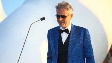 """Video  Sala: """"A Pasqua concerto di Bocelli in Duomo a Milano trasmesso in streaming"""""""