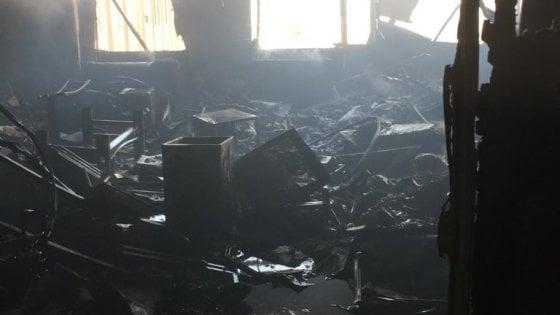 Incendio al Palazzo di giustizia di Milano: distrutta la cancelleria centrale
