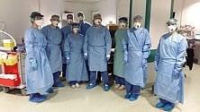 """Rep  :   A Lodi malati a ondate e un ospedale """"terremotato"""". Viaggio nell'epicentro del virus"""