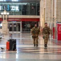 Cresce il contingente militare tra controlli e sorveglianza dei siti sensibili,