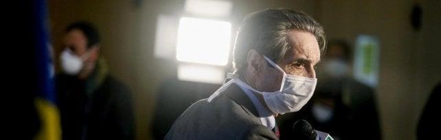 """·    Coronavirus, Fontana contro Boccia: """"Dal ministro dichiarazioni avventate e inopportune"""""""