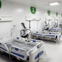 Coronavirus, inaugurato l'ospedale alla Fiera di Milano: è la più grande