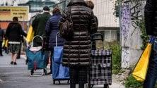 A Bollate e Cesano si fa la spesa in ordine alfabetico: meno code e meno rischio di contagio