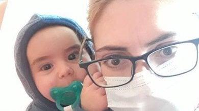 """L'appello della mamma del piccolo Filippo: """"Mancano mascherine, gli immunodepressi ne hanno assoluta necessità"""""""