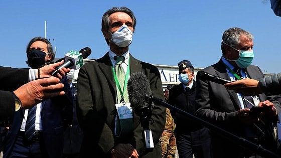 """Coronavirus, da mercoledì mercati scoperti in Lombardia con """"Covid manager"""" e misurazione della temperatura"""