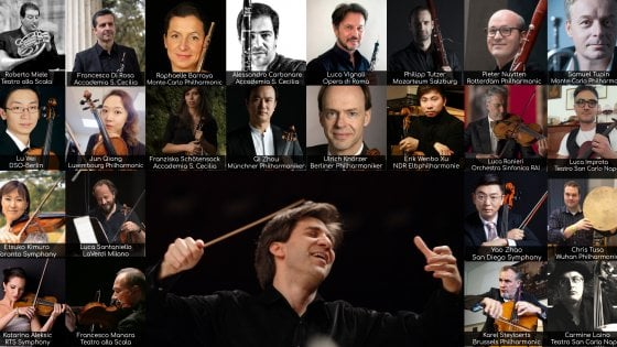 Love project: mille musicisti collegati da casa (e da tutto il mondo) per eseguire l'ouverture del Flauto Magico