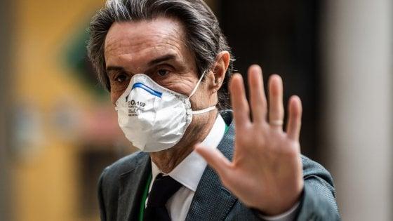 """Coronavirus, la Lega in Lombardia vuole chiedere 20 miliardi di danni alla Cina. Fontana: """"Così sapremo come sono andate le cose"""""""