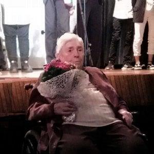 Addio alla staffetta Rina Ferrè: morta la partigiana che raccontava la Resistenza nelle scuole