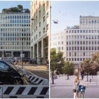 Come cambierà il centro di Milano con la nuova M4: il prima e dopo di San Babila, Verziere e largo Augusto