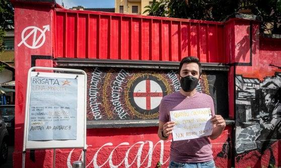 I volontari under 40 di Milano: oltre 10 mila pacchi alimentari consegnati dalla Brigata Lena-Modotti a chi è in difficoltà